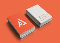 Personal Brand Identity by Adrien Joulie, via Behance