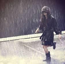 Resultado de imagem para rain love tumblr