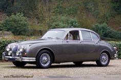 Jaguar Mk II (1961) (graphite)