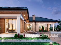 How To Plan, Mansions, Architecture, House Styles, Projects, Home Decor, Houses, Facades, House 2