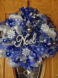 The pictures dont do this wreath justice! It is a very substantial extra large wreath measuring 30 X 32 diameter with 10-12 depth. I do not scrimp on