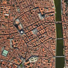 Part of the historical centre | Florence I Italy
