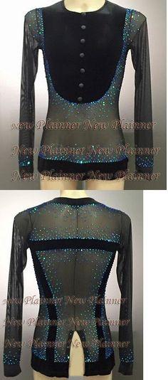 Tops Shirts 152367: M365 Ballroom Xl Men S Rhythm Salsa Latin Dance Shirt Black Sleeve -> BUY IT NOW ONLY: $159.99 on eBay!