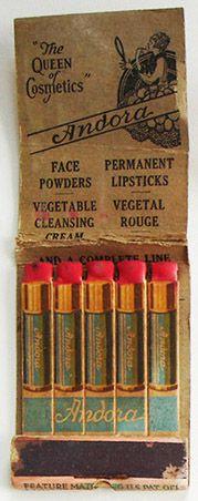 Andora, Queen of Cosmetics Lipstick