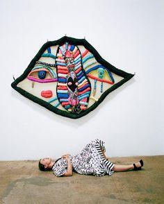 Artist Elena Stonaker (LA)