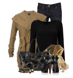 """""""That Bag!"""" by stylesbyjoey ❤ liked on Polyvore featuring Paige Denim, Scoop, DKNY, Valentino and Tory Burch"""