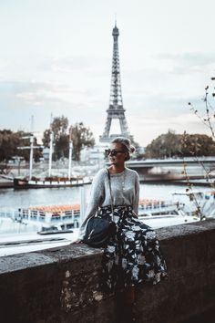 Postcard from Paris – Eirin Kristiansen