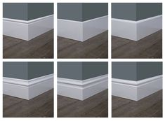 Onze plinten in 2020 Baseboard Styles, House Design, House, Home Remodeling, New Homes, House Interior, Home Renovation, Interior Trim, House Trim