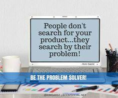 La gente no busca el nombre de tu producto, sino el de su problema