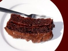 One Bowl Gluten Free Chocolate Cake - try for dh bday 2014 - good - use robin hood gluten free flour & added an extra 1/2 c. sugar