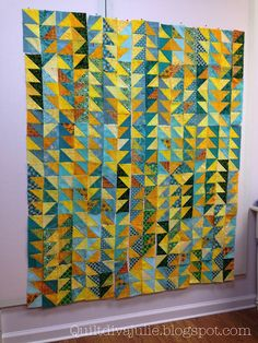 79 Best Triangles Images Quilts Quilting Designs
