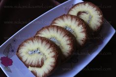 resep hurricane swiss roll varian chocolate Hurricane Recipe, Rolls, Apple, Chocolate, Fruit, Recipes, Food, Apple Fruit, Buns