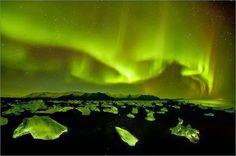 The most amazing Aurora - Iceland
