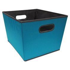 storage bins for copious amounts of crap
