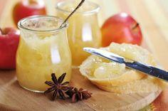 Jablkové želé s mätou