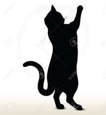 Image result for jumping cat silhouette Jumping Cat, Cat Applique, Raining Cats And Dogs, Cat Quilt, Cat Silhouette, Cat Crafts, Cat Face, Dog Cat, Clip Art