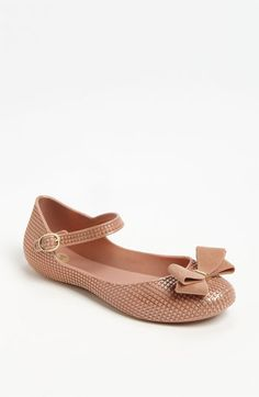 Mel by Melissa 'Blueberry' Flat available at #Nordstrom