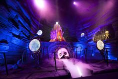 AV Systemintegration, Scenic Lighting for Dark Ride Attraction 'Arthur in the Minimoys Kingdom' @ EuropaPark Rust (Germany) // www. Parking Design, You Sound, Water Spray, Secret Obsession, Dating Tips, Law Of Attraction, Scenery, Presentation, Paisajes