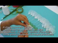 Fabrication d'une pivoine en collant / Making of a Nylon Peony Retrouvez mes créations et le matériel sur http://www.fleursdesiametailleurs.com