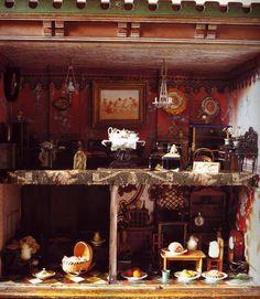 beatrix potter doll house | Beatrix Potter's World via a Wonderful Book