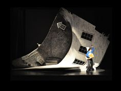 LOVE! Feeling the weird perspective thing... Cameron Anderson | Scenic Designer