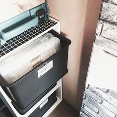 カラーボックス収納50選☆用途やDIY実例などを一挙ご紹介! | folk