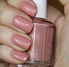Cute Nail Polish, Beautiful Nail Polish, Essie Nail Polish, Nail Polish Colors, Nail Polishes, Plain Nails, Nail Polish Collection, Nude Nails, Beauty Nails