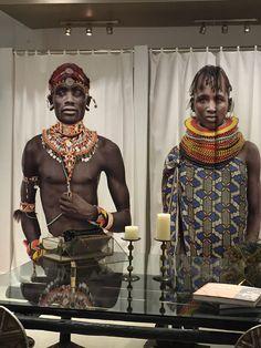 SOTAQUE AFRICANO EM MIAMI #design #decor #loja #store