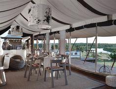 Singita's newest property is located in the Lamai Triangle, Serengeti National Park, Tanzania