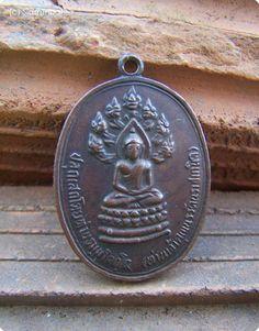 BUDDHA NAGA LUCKY AMULET MYSTICISM PENDANTS
