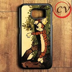 Calvin And Hobbes Samsung Galaxy S7 Case