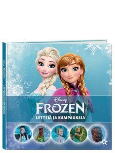 Frozen, Lettejä ja kampauksia