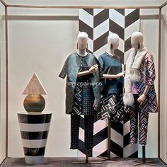 """MAXMARA, Florence, Italy, """"Cindy, please tell her you love the lamp, please!"""", pinned by Ton van der Veer"""