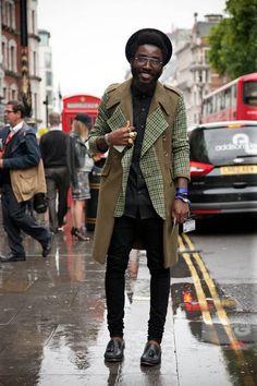 Men+trend+2014 | LFW Spring 2014, Street style | Men Fashion