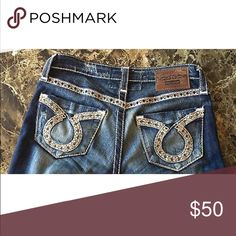 ISO: these jeans, or dark wash big star. 26 long! Tag me in your jeans like this if you have any, or any dark wash big star jeans or email them to me brycec1998@yahoo.com. Big Star Jeans Boot Cut
