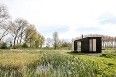Ark Shelter by Michiel De Backer   Jakub Senkowski - Belgium
