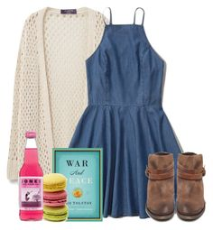 i was his peace and he was my war by natashayoung on Polyvore featuring polyvore fashion style Abercrombie & Fitch Violeta by Mango H by Hudson TAXI clothing