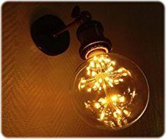 Splink Rétro Luminaire Applique Murale Style Industriel Réglable Finition de Laiton Éclairage Vintage Edison Lampe Douille E27 pour pour Décoration de Maison , Bar , Restaurants, Café, Club (110-220V, ampoule non compris): Amazon.fr: Luminaires et Eclairage