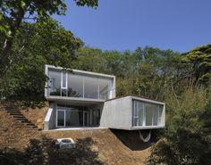 Wochenendhaus, Japan, Florian Busch Architects