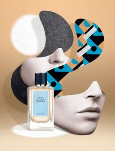 Un Chant D'Amour - Prada 2016 limited edition. A pure white cloud dissolves into layers, revealing the complexity of weightlessness. A glimpse ignites a surge of emotion, giving way to tender immersion. Un Chant d'Amour is the scent of human touch, at once calming and carnal.
