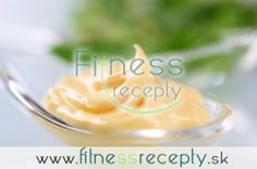 Pikantná majonéza z tofu Tofu, Icing, Fitness, Desserts, Tailgate Desserts, Deserts, Postres, Dessert, Plated Desserts