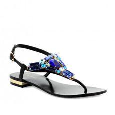 Sandales bijoux Holly Cosmoparis P/E 2014