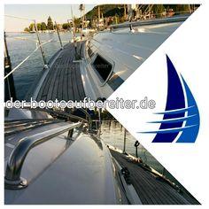 Diese #Bavaria 36 Bj 99 wäre wieder frisch und der Skipper strahlt mindestens genauso :-) Schönes Wochenende!  #DerBootsaufbereiter ----------------------------------------------------------- #aufbereiten #polieren #bootsservice