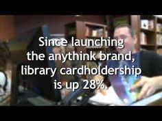 """""""From Library to Anythink"""" A Ricochet Success Story"""