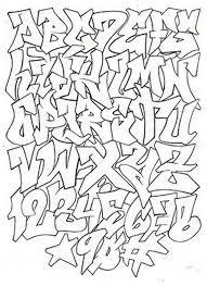 170 Best Graffiti Letters Images Typography Graffiti Alphabet