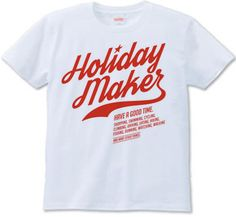HOLIDAYMAKER【チーム風】