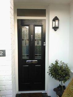 1000 images about front doors on pinterest black for Front door quote online