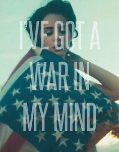 Ride - Lana Del Rey.