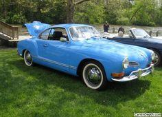1970 Karmann Ghia coupe
