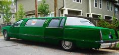 15 of the World's Strangest Limousines (worlds longest limousine) - ODDEE